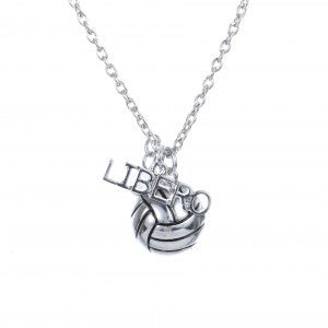 Gimmedat VB Libero Silver Necklace