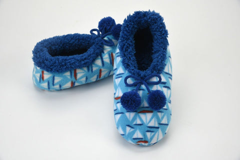 Snoozies - Sherpa Slippers