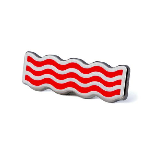 These Are Things-Bacon Pin