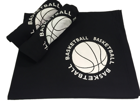 Aries Apparel - Basketball Blanket