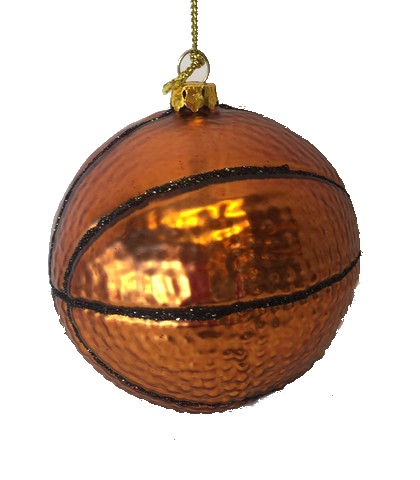 Bronners Basketball Ornament
