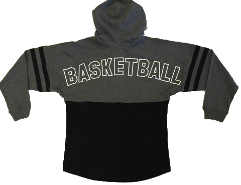 Aries Apparel - Basketball Hooded Spirit Jersey