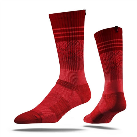 Strideline Socks-Bitten Strapped Fit