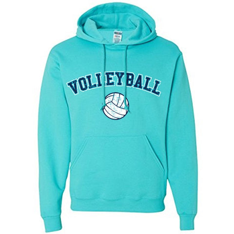 Image Sport - Volleyball Hooded Sweatshirt