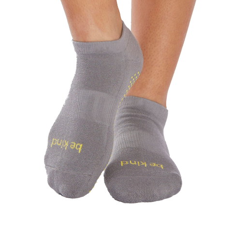 Sticky Be Socks - Be Kind Grip Socks
