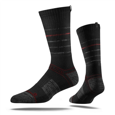 Strideline Socks-Cut Throat Strapped Fit