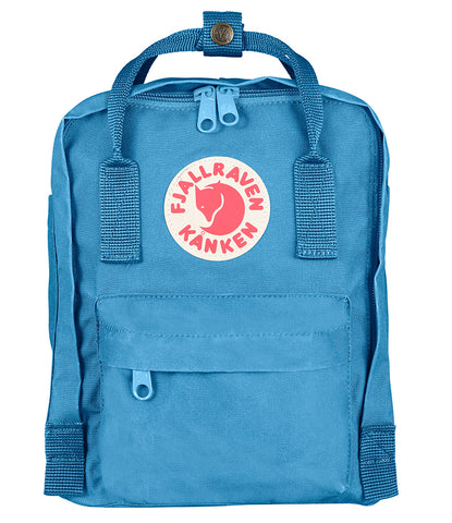 FJÄLL RÄVEN - Kanken Mini Backpack Air Blue