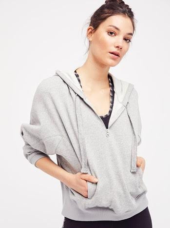 Free People- Think Future Hoodie
