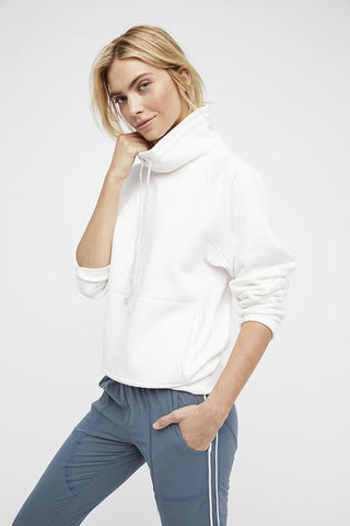 Free People- Fletcher Run Hoodie