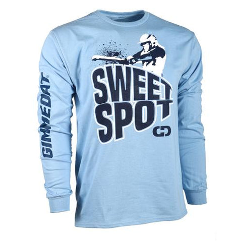 Gimmedat -Sweet Spot Long Sleeve Shirt