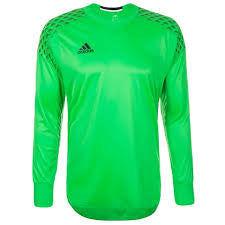 adidas - Youth Goalkeeper Jersey Lime