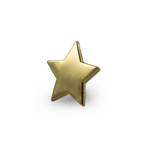 These Are Things-Gold Star Pin