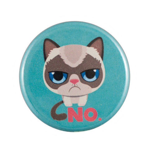 Well...This Is Awkward - Grumpy Button Pin
