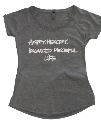 Happy.Healthy. Tee
