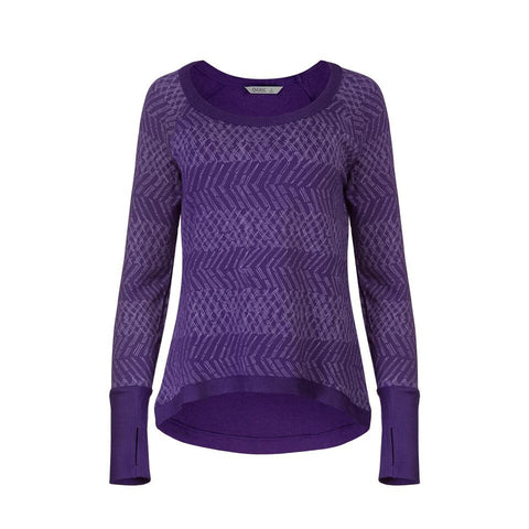 tasc Performance Bywater Hi-Lo Long Sleeve Top