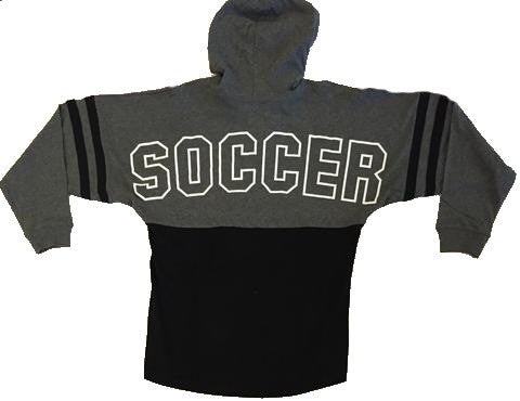 Aries Apparel - Soccer Hooded Spirit Jersey