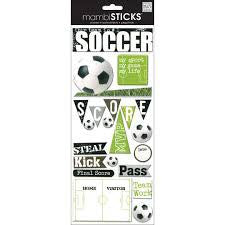Me & My Big Ideas-Soccer Stickers