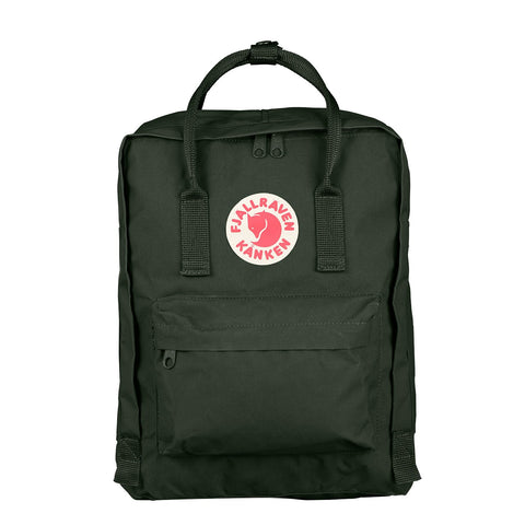 FJÄLL RÄVEN - Kanken Backpack-Deep Forest
