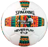 Spalding King Of Beach Volleyball