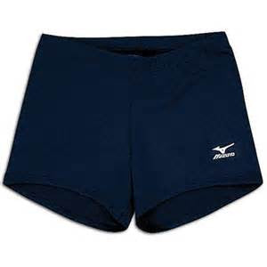 Mizuno Low Rider Short Volleyball Spandex