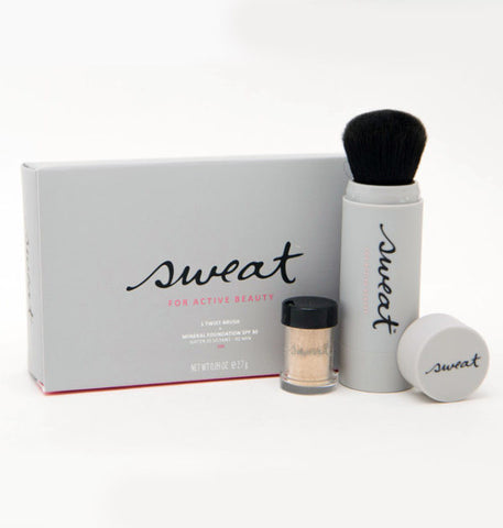 Sweat Cosmetics Mineral Foundation