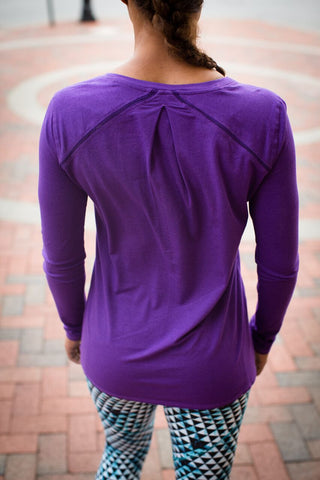 Tasc Jubilee Long Sleeve Top