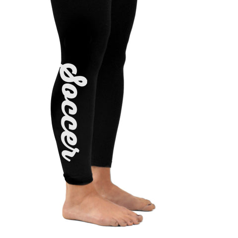 "Aries Apparel - ""Soccer Script"" Leggings"