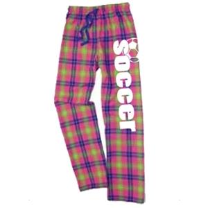 Image Sport - Soccer Flannel Pant-Popsicle
