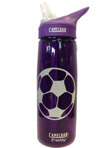 Aries Apparel Soccer Water Bottle