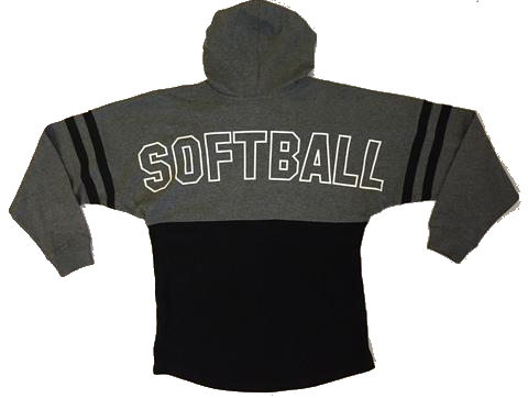 Aries Apparel - Softball Hooded Spirit Jersey