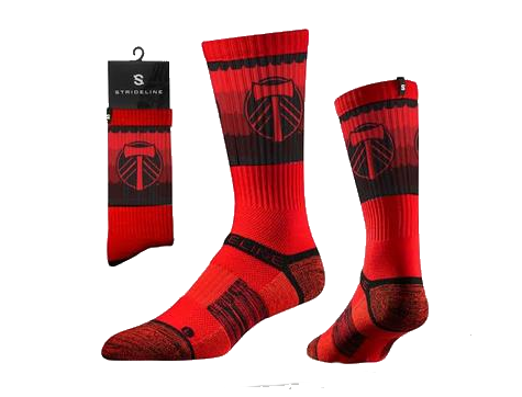 Strideline Timbers Sock