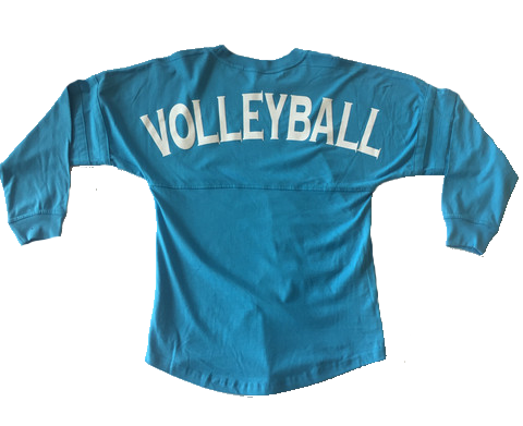 Aries Apparel Volleyball Spirit Jersey