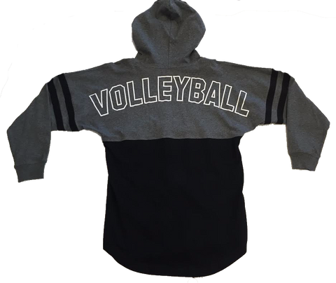 Aries Apparel - Volleyball Hooded Spirit Jersey