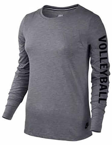 Nike Volleyball Essential Long Sleeve Top
