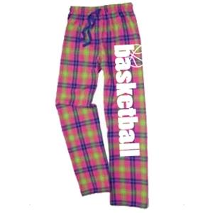 Image Sport - Basketball Flannel Pant-Popsicle
