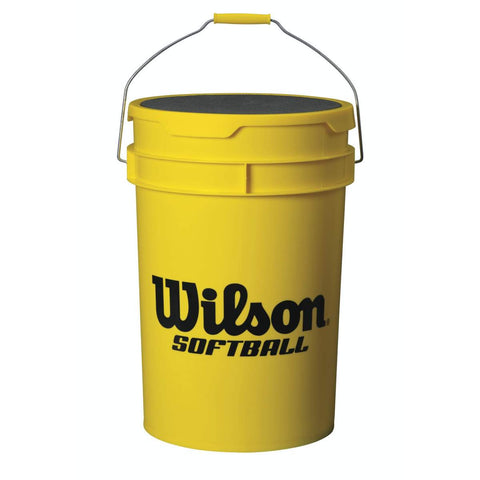 Wilson 6 Gallon Softball Bucket