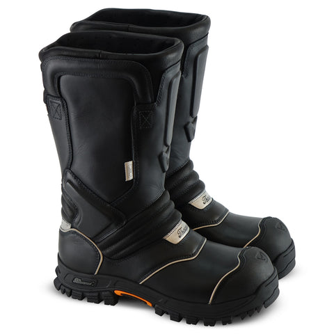 "QR14 14"" Pull-On Leather Structural Boot - 804-6369"