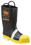 Thorogood Rubber Insulated Felt Lined/Lug Sole Boots