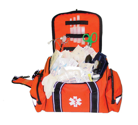 EMT First Responder Bag - Stocked