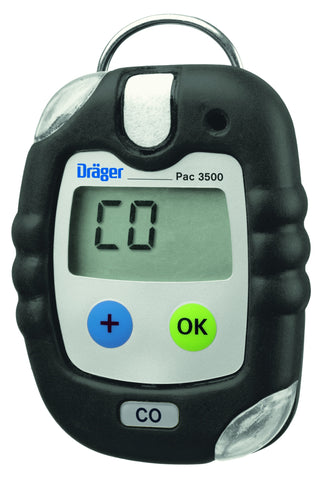Draeger PAC 3500 CO Monitor