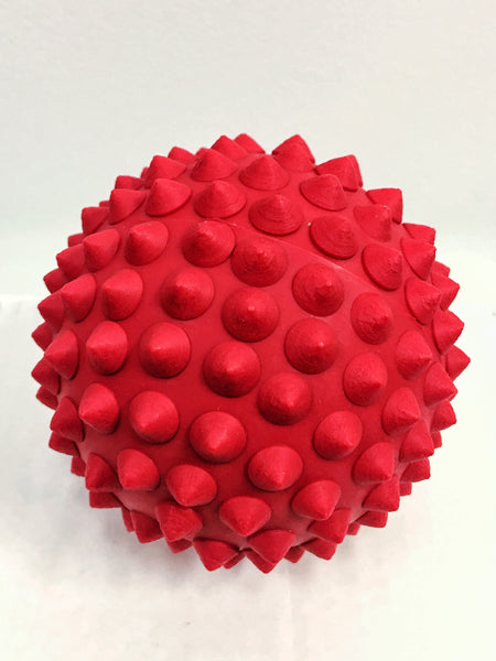 Spikey Ball Red