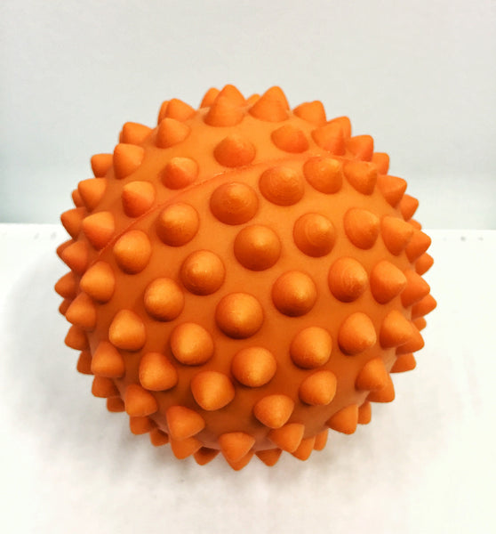 Orange Spikey Massage Ball