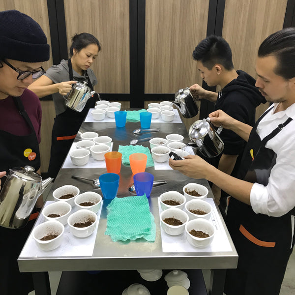Q Cupping Essentials Course Payment