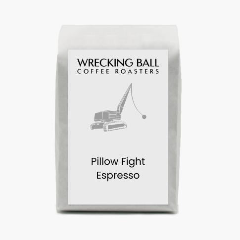 Pillow Fight Espresso (12oz)