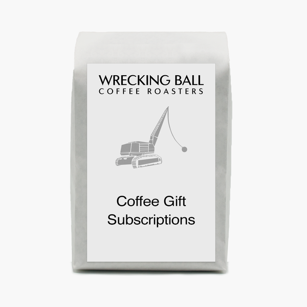 Coffee Gift Subscriptions
