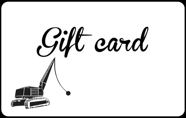 Cafe Gift Card (read description)