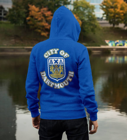 City of Dartmouth Hoodie