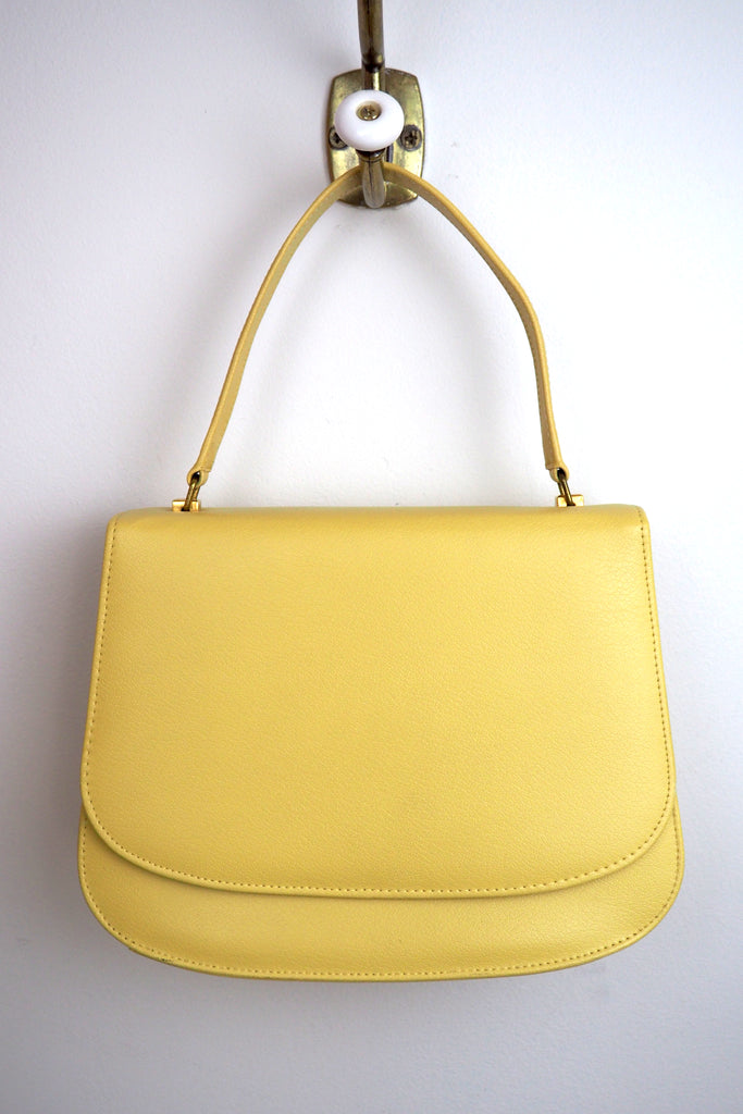 Butter Yellow Kelly bag