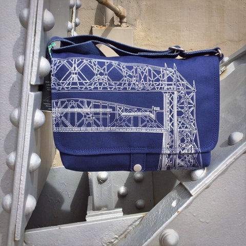 Aerial Lift Bridge Messenger Bag
