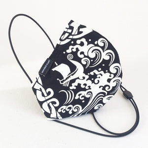 Face Covers: Viking Ship